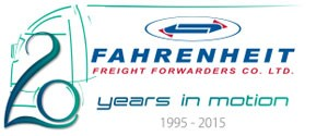 Fahrenheit freight forwarders co. Ltd