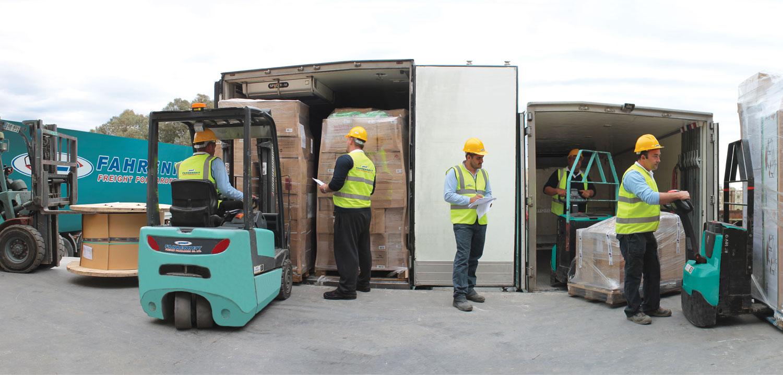 Fahrenheit Freight Forwarders Co. Ltd.